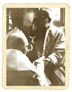 Consécration Épiscopale du R.P. Guérard des Lauriers, O.P. le 7 mai 1981 à Toulon