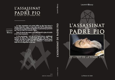 L'ASSASSINAT DE PADRE PIO - LE SECRET DE LA TOMBE VIDE