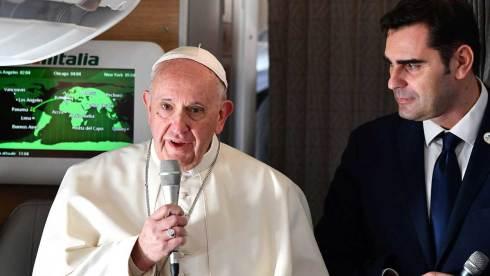 Jorge Mario Bergoglio alias François Ø