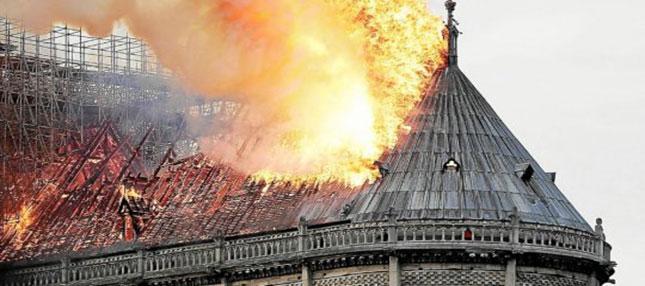 Notre-Dame de Paris : le bois de chêne de la charpente était «médiocre»