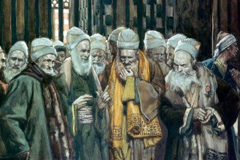 Décret du Sanhédrin contre Jésus