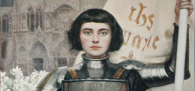 Année Johannique et Centenaire de la canonisation de Jeanne d'Arc