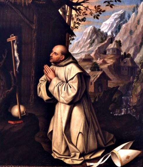 Bruno de Cologne dit Bruno le Chartreux