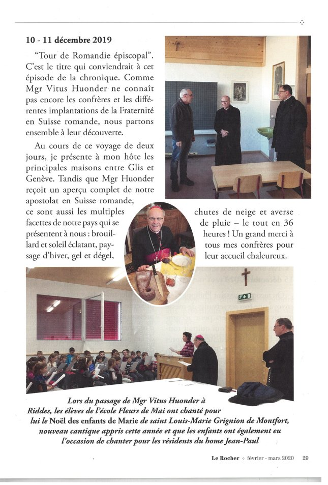 Le Rocher c'est le Christ n°123, page 29