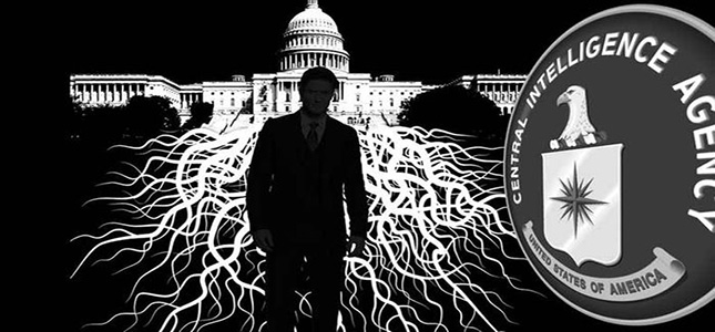 Donald Trump nous parle de «l'État Profond» qu'il combat….
