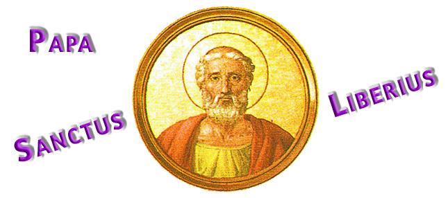 Le 17 mai 352, Libère est élu Pape