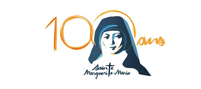 100<sup>è</sup> ANNIVERSAIRE DE LA CANONISATION de Ste MARGUERITE-MARIE ALACOQUE