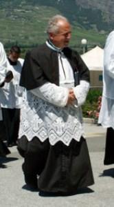 Révérend Père Maurice RAFFALLI †