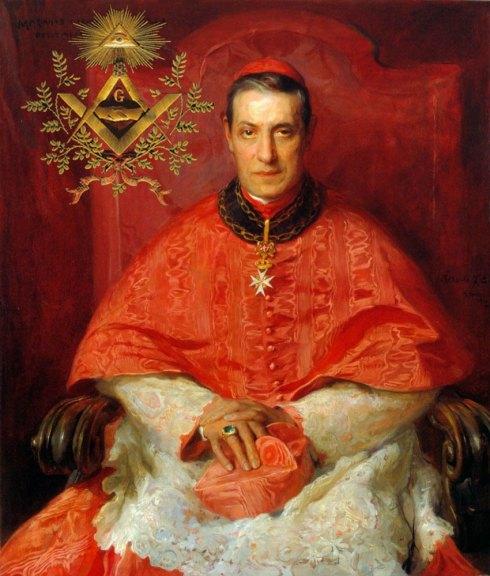 Le Cardinal félon Rampolla
