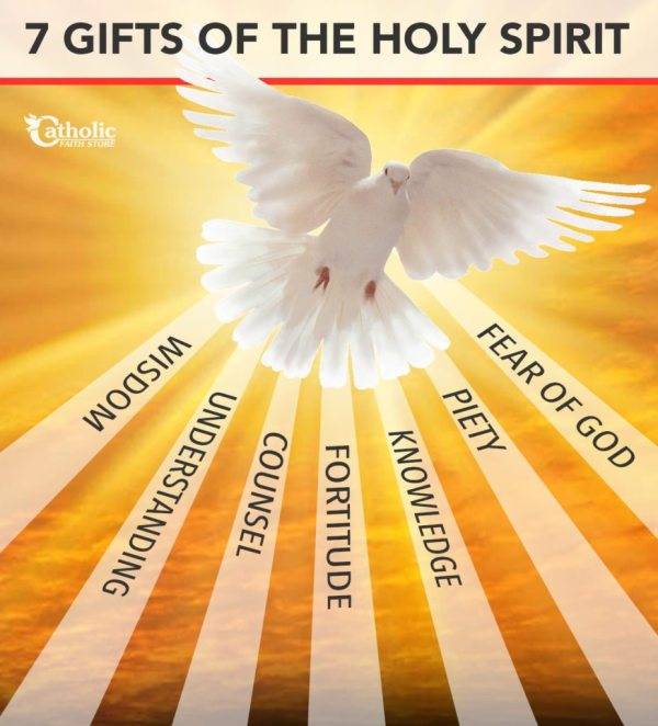The 7 Best Gifts One Receives at Confirmation - Catholic ...