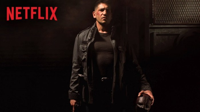 Top 10 seriale Netflix-The Punisher