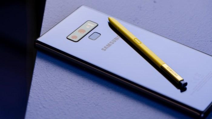 Samsung Galaxy Note 9 (2)
