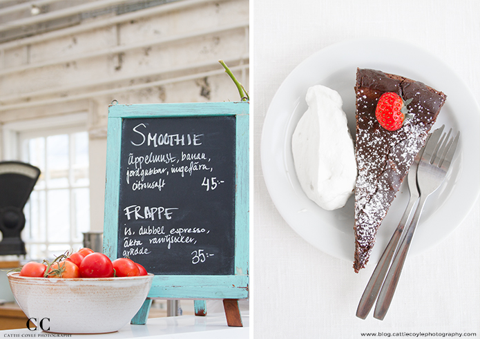 Bergianska Old Orangery Cafe by Cattie Coyle Photography