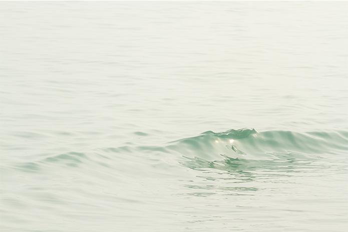 Ocean Waves No 7 - Ocean Photography by Cattie Coyle
