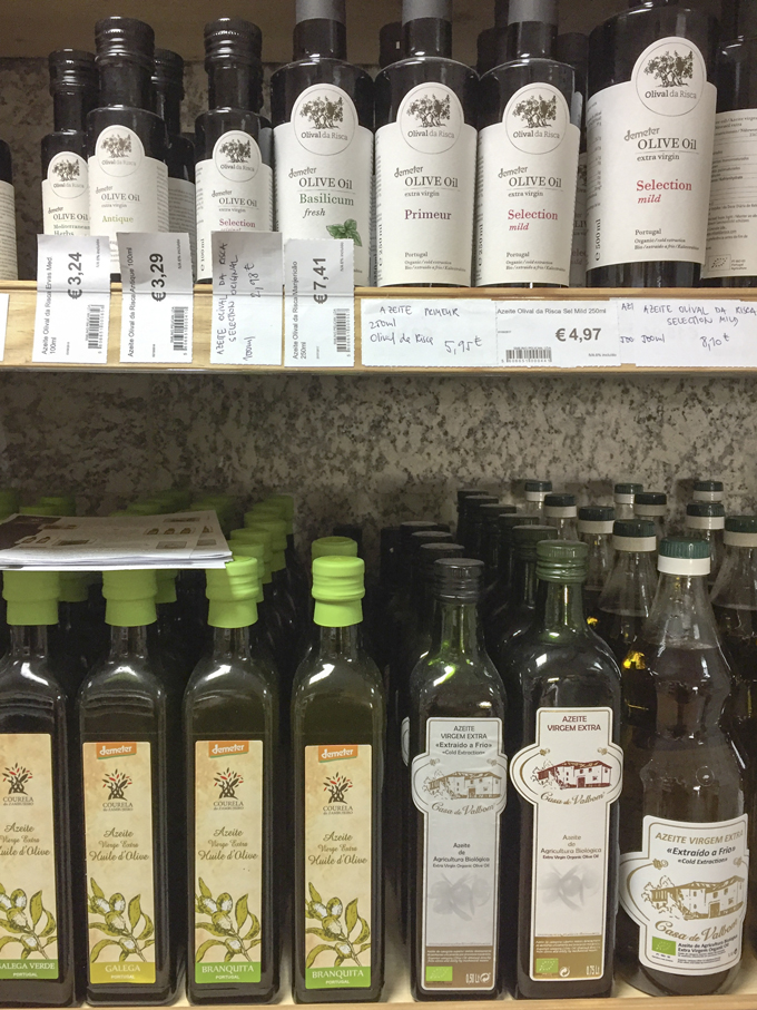 Organic and biodynamic olive oil by Cattie Coyle Photography