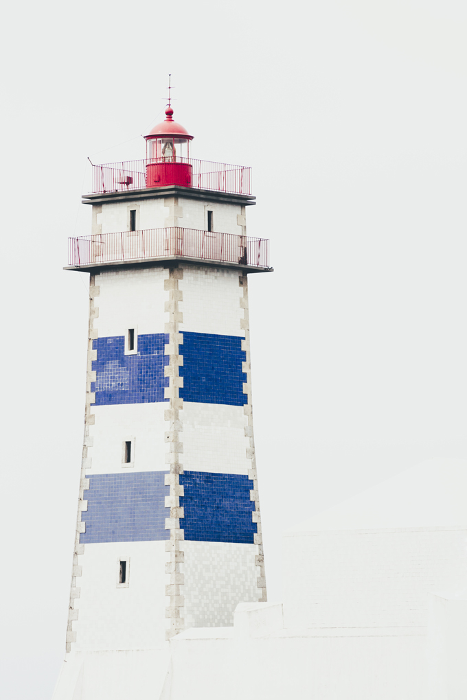 Santa Marta Lighthouse fine art prints by Cattie Coyle Photography
