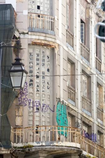 Lisbon architecture by Cattie Coyle Photography