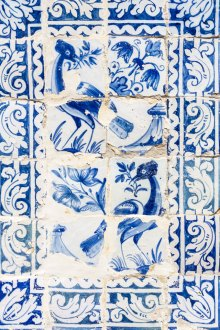 Portugal azulejos tiles by Cattie Coyle Photography