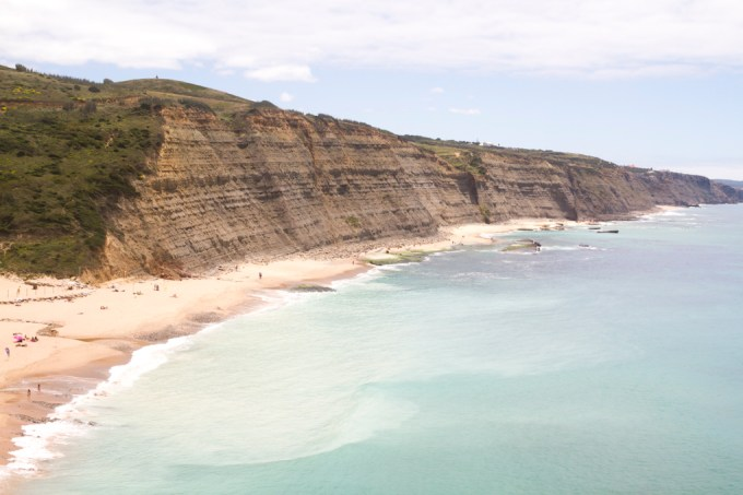 Praia do Magoito by Cattie Coyle Photography