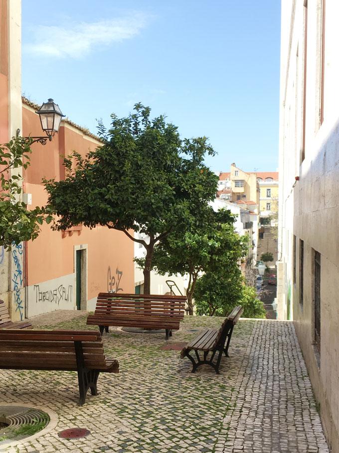 Lisbon Portugal Hidden Corners
