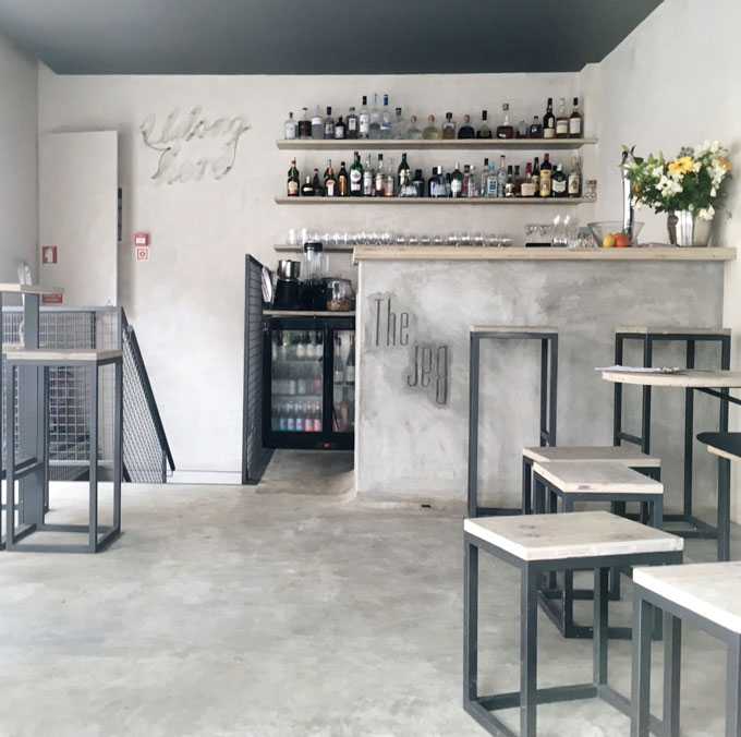 Lisbon Portugal The Bar