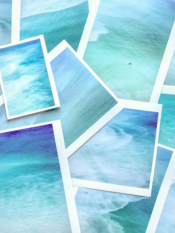 Magoito - Turquoise water prints by Cattie Coyle Photography
