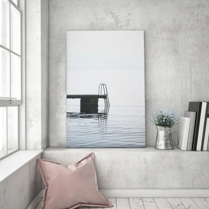 Buying Art Online: Morning Meditation - Fine art print by Cattie Coyle Photography