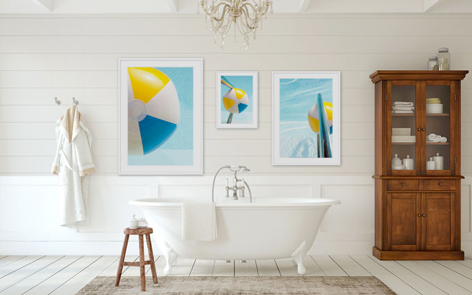 Buying Art Online: Swimming Pool prints by Cattie Coyle Photography