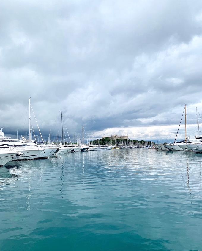 Port Vauban, Antibes by Cattie Coyle Photography