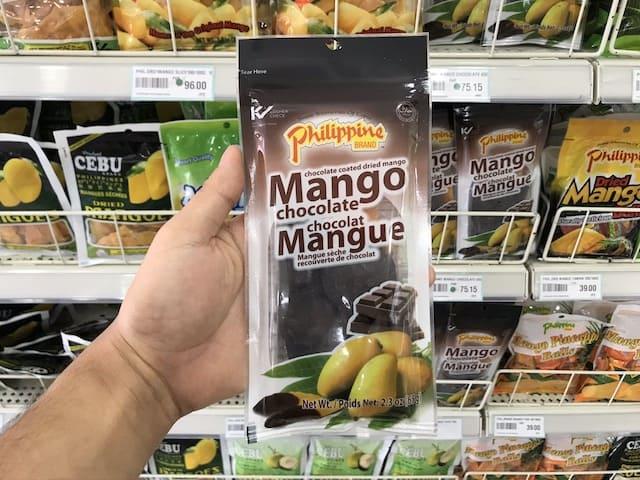 Philippines Mangoes Chocolate