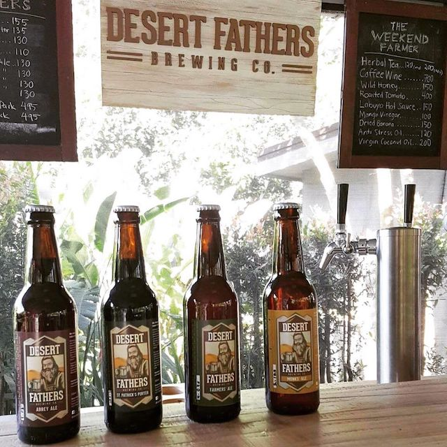 Desert Fathers Brewing Co.