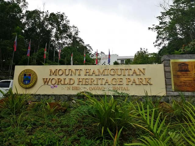 Mount Hamiguitan Range Wildlife Sanctuary