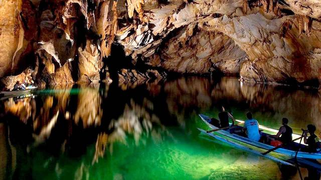 Puerto-Princesa Subterranean River National Park