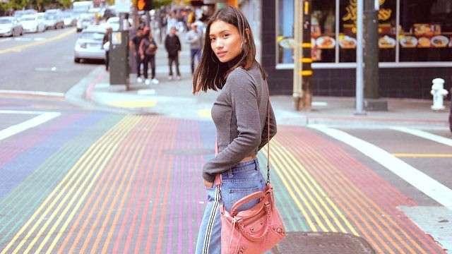 Angel Yeo「フィリピンの美人インスタグラマー/インフルエンサー」
