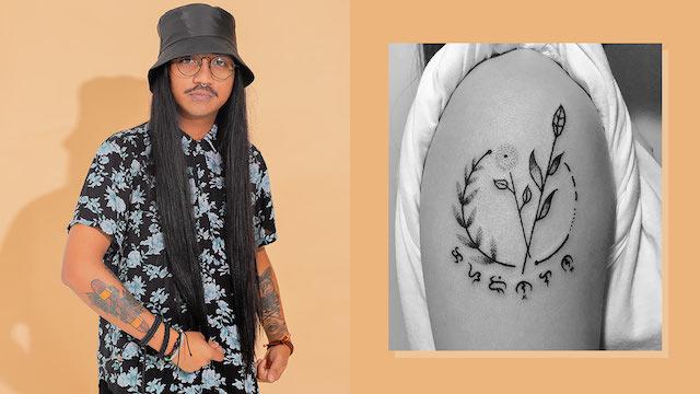【フィリピンの古代文字】バイバインが若者に流行!イラストやタトゥーにも