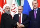 Turquia, Rússia e Irão: O triunvirato capaz de salvar a Síria?