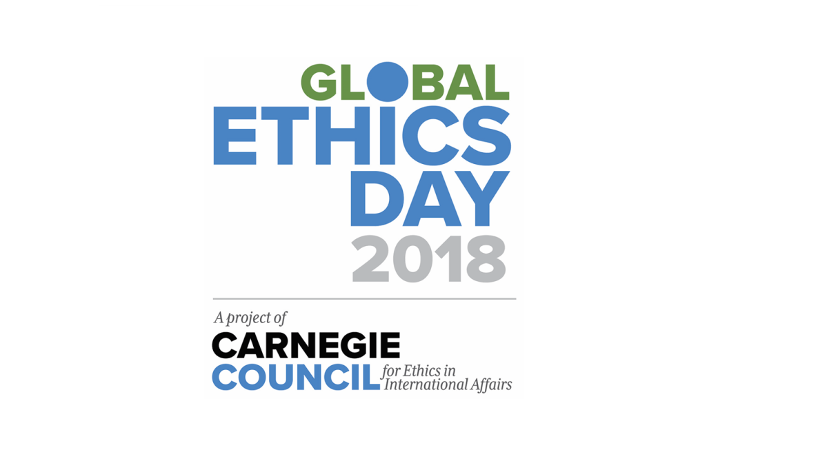 CEI-IUL junta-se ao Global Ethics Day 2018