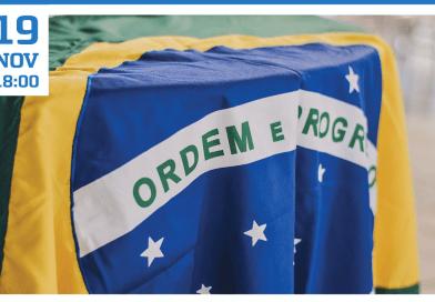 19 NOV   A sobrevivência de Ministros de Estado no Brasil