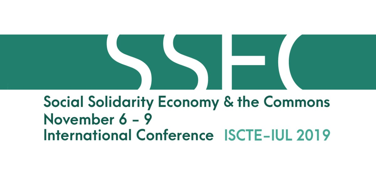 Call for Papers | 2nd International Conference Social Solidarity Economy & the Commons