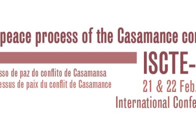 21 & 22 FEV | Conferência Internacional Casamansa