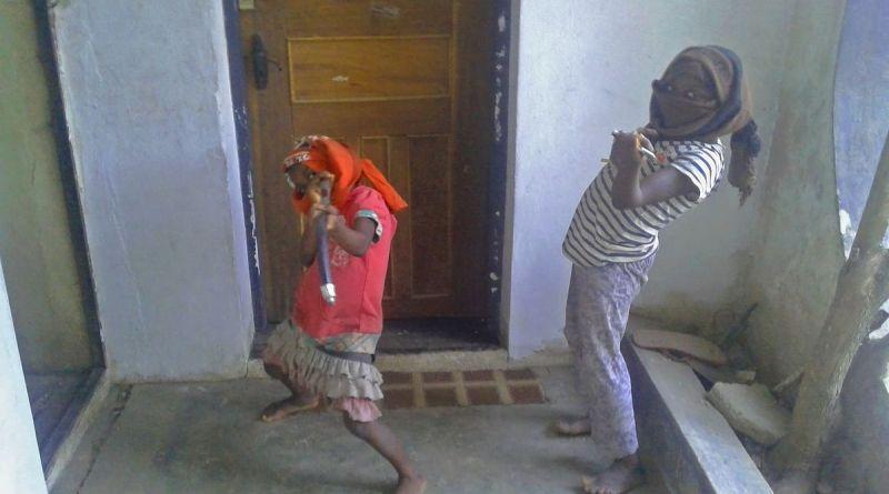 """""""Não tenho dúvidas de que o Boko Haram utiliza crianças"""""""