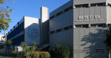 ISCTE - Edifício Seda Nunes
