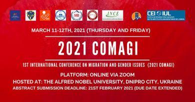 COMAGI Poster