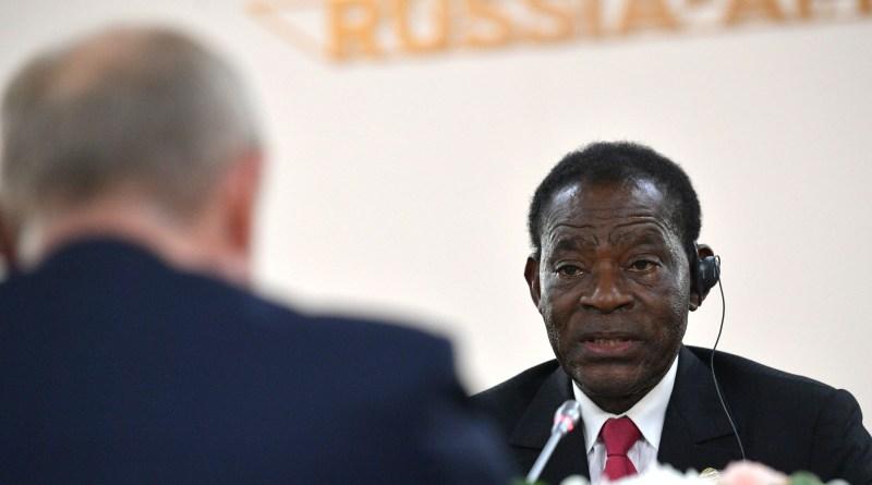 Guiné Equatorial Obiang
