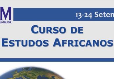 Participação   Curso de Estudos Africanos IUM 2021