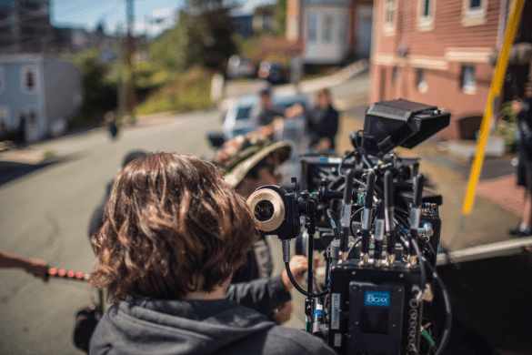 Lessons Learned from Microbudget Filmmaking.
