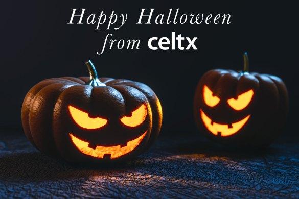 happy celtx halloween