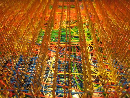 El gran lío de cables
