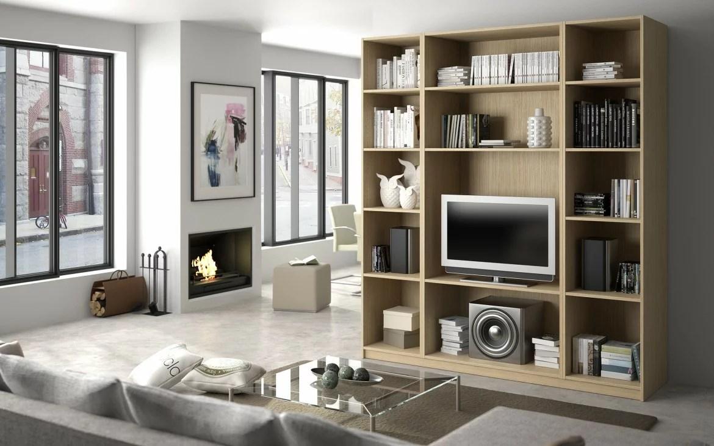 meuble tv style scandinave elegant et
