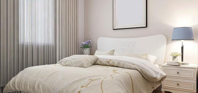dormitorio mantener casa reluciente